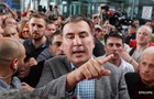Саакашвили признался в отсутствии охраны