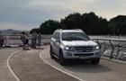 В Киеве на  мосту Кличко  заметили внедорожник – соцсети