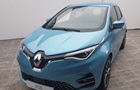 Появилось первое  живое  фото хэтчбека Renault Zoe