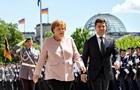 Зеленський в Берліні зустрівся з Меркель