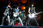 Kiss вперше виступили в Києві