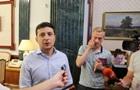 Зеленський розповів про зустріч з Ахметовим