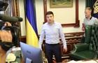 Зеленский показал свой кабинет