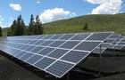 На Закарпатті побудують дві сонячні електростанції