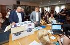 Опозиційний блок подав документи в ЦВК