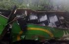 В Індії автобус упав в ущелину: 43 жертви