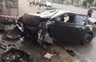 В здание горсовета Харькова врезалась машина