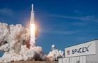 З явилося відео вибуху ступені ракети SpaceX