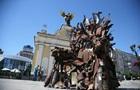 У Київ привезли Залізний трон Сходу