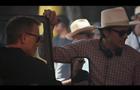 Зйомки нового фільму про Бонда показали на відео