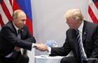 Стали відомі деталі зустрічі Трампа і Путіна