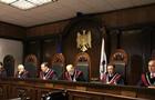 Конституційний суд Молдови пішов у відставку