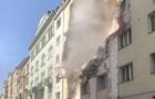 У Відні вибухнув житловий будинок: 10 постраждалих