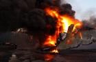 Пожежу на складі під Києвом локалізовано
