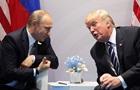 Трамп планує добру розмову з Путіним