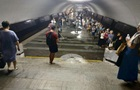 В Харькове затопило станцию метро