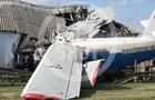 В Чечне самолет упал на жилой дом