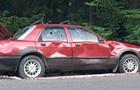 На Закарпатті виявили автомобіль з кульовими отворами - ЗМІ