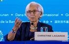 Глава МВФ Лагард подала у відставку