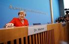 Меркель прокомментировала приступы дрожи