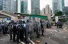 Протести в Гонконзі: поліція застосувала сльозогінний газ і гумові кулі