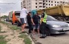 У Харкові п яний водій заснув на світлофорі