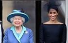 Стало відомо про нову заборону Єлизавети II для Меган Маркл