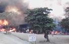 В Уганді вибухнув бензовоз, не менше десяти жертв