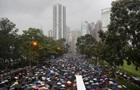 У Гонконзі протестували 1,7 млн осіб - організатори акції