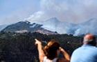На Канарах через пожежі евакуювали п ять тисяч людей