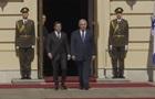 Началась встреча Зеленского с Нетаньяху