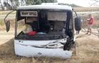 У Черкаській області три людини загинули в ДТП за участю автобуса