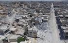 З явилося відео руїн зруйнованого міста в Сирії