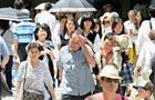 В Японии семь человек погибли за неделю от жары