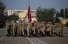 Відбулося тренування військових до Ходи Гідності