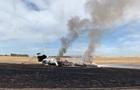 У США пасажирський літак загорівся під час зльоту