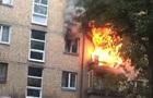 В Киеве произошел пожар в квартире, есть жертвы