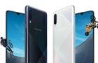 Samsung представила доступний смартфон Galaxy A30s