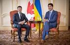 Зеленский и Трюдо осудили планы вернуть РФ в G7