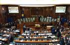 Парламент Косова оголосив про саморозпуск
