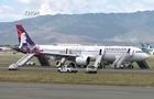 На Гаваях під час аварійної посадки літака постраждали семеро людей