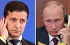 РФ констатує початок діалогу Путіна і Зеленського