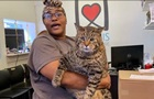 У США притулок шукає господаря для 12-кілограмового кота