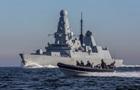 Британія відправила військовий корабель в Ормузьку протоку