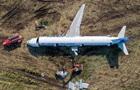 A321, що сів у кукурудзу, розбирали три дні: таймлапс