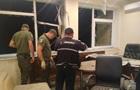Полиция считает терактом обстрел здания в Киеве