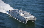 В Черном море Россия взяла на контроль корабль США