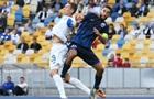 Динамо продолжило серию неудач, проиграв Десне