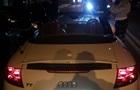 В Харькове девушка на кабриолете сбила четырех женщин