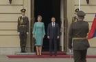 Зеленський зустрічається з президентом Словаччини